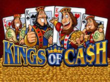 Игровой автомат Kings Of Cash